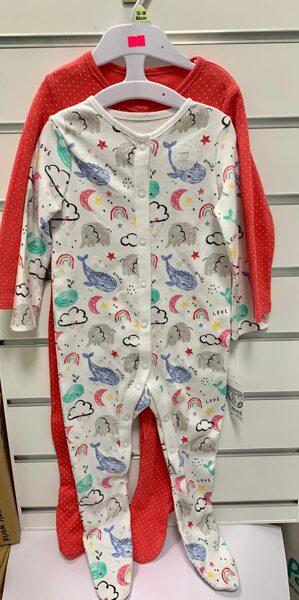 Pidžama (Slipiji) 2gb/86cm