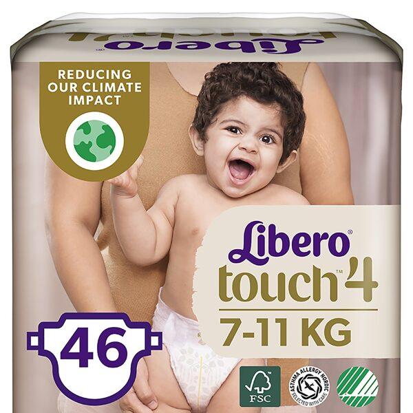Libero TOUCH 4(46)/7-11 kg