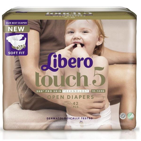Libero TOUCH 5(42)/10-14 kg