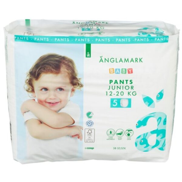 Coop PANTS 5(38)/12-20 kg