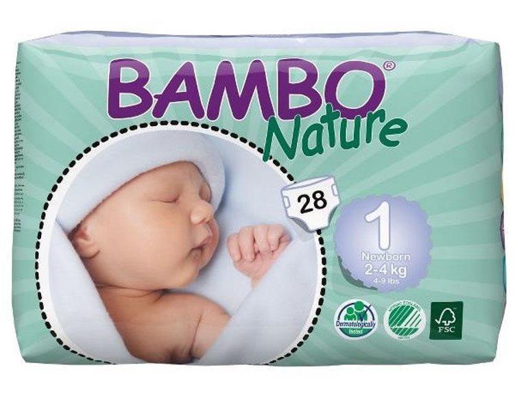 Bambo Nature (klipši) 1(28)