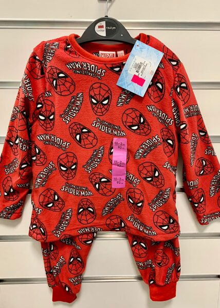 Pidžama Spiderman/92cm