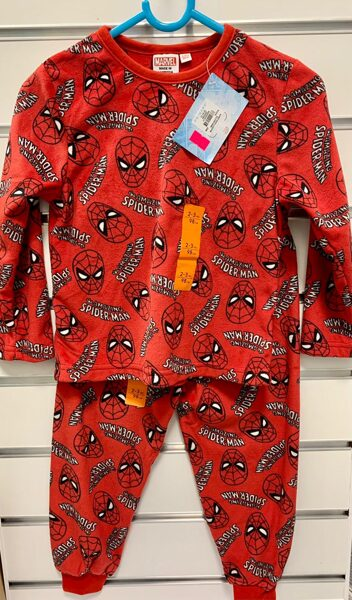Pidžama Spiderman/98cm