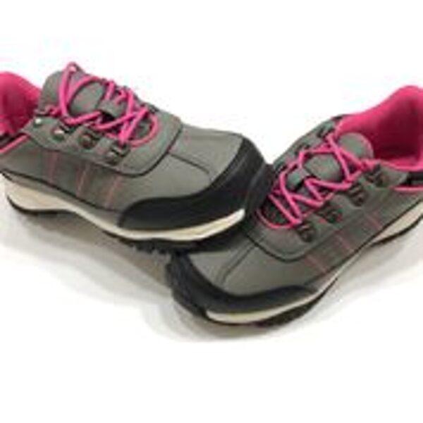 Brīvā laika apavi/Mitrumizturīgi/Izmērs 34/Pelēkas ar rozā