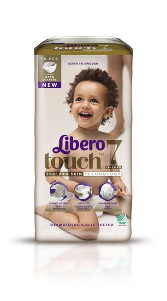 Libero TOUCH 7(18)/16-26 kg