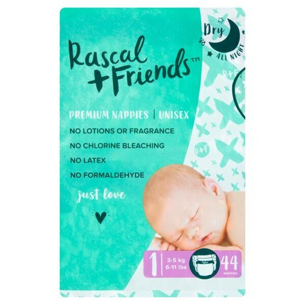 Rascel & Friends 1.izm. 44 gb