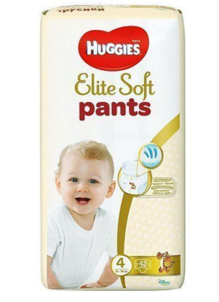Elite Soft Pants 4(42)/9-14 kg