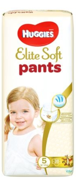Elite Soft Pants 5(38)/12-17 kg