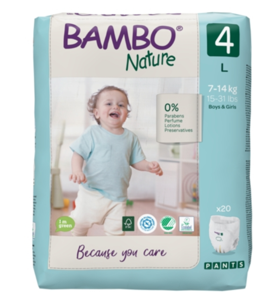Bambo Nature (Pants) 4(20)