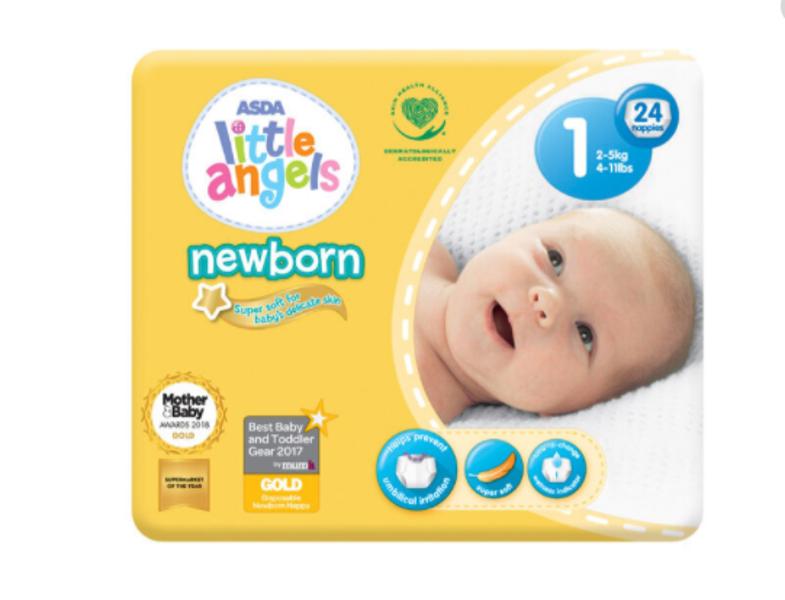 Little Angels 1(24)/2-5 kg