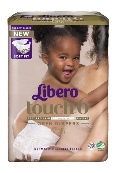 Libero TOUCH 6(21)/13-20 kg