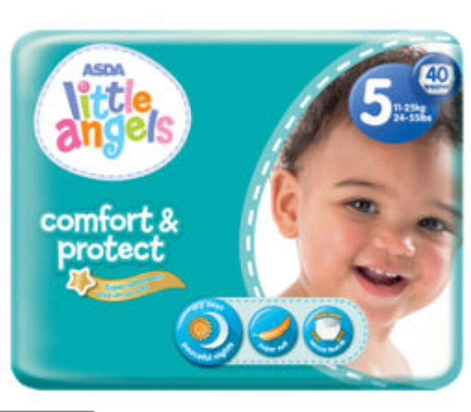 Little Angels 5(40)/11-25 kg