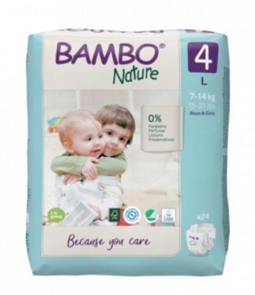Bambo Nature 4(24)/7-14 kg