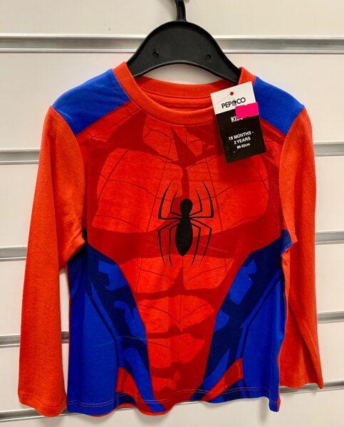 Garroku krekls 18-24 mēn/Spiderman/Pepco