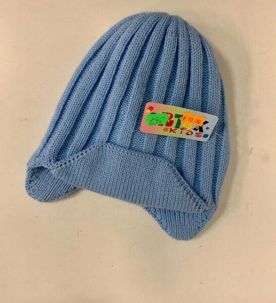 Cepure/Gaiši zila ar atloku