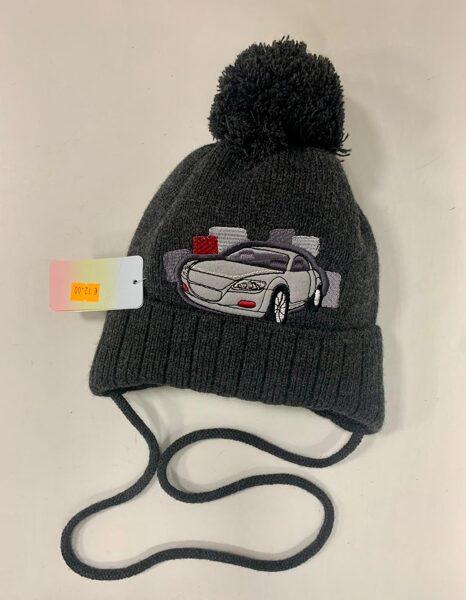 Cepure/Melna ar auto,sienama.