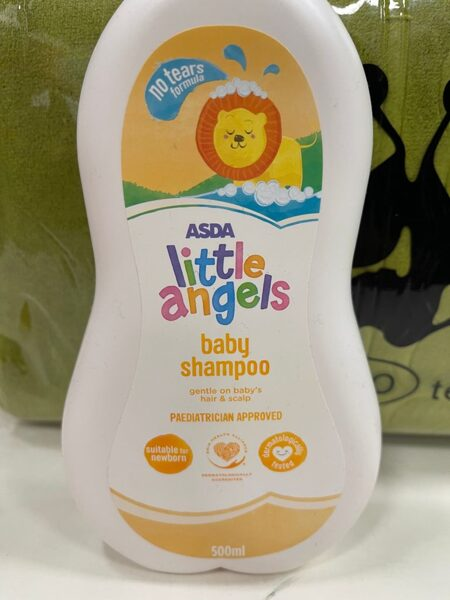 Little Angels šampūns mazuļiem/500ml