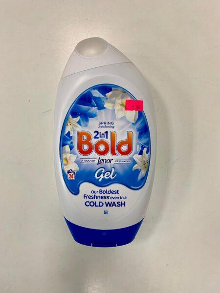 Bold Veļas gela mazgāšanas līdzeklis