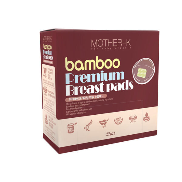 Krūšu ieliknīši Mother - K 32 gb bamboo