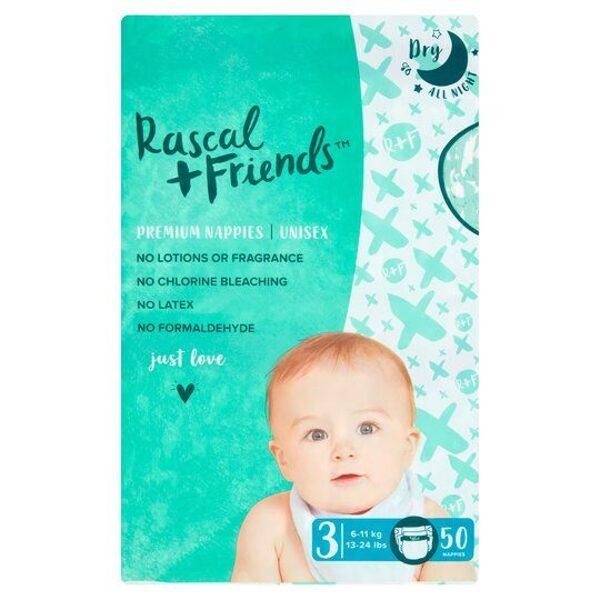 Rascel & Friends 3.izm. 50 gb 6-11 kg