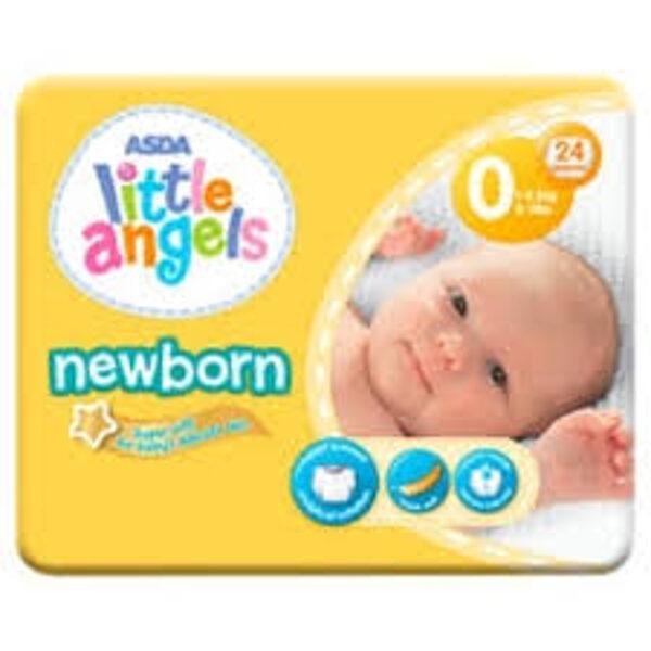 Little Angels 0(24)/1-2,5 kg