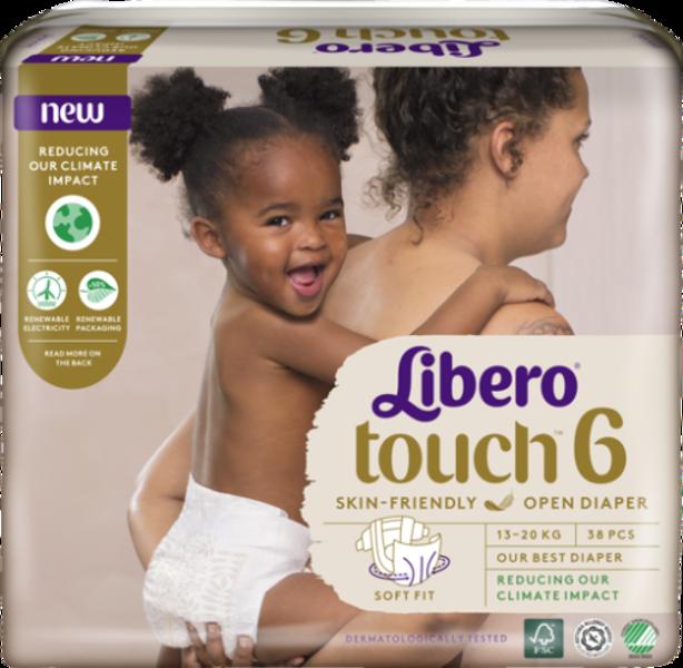 Libero Touch 6.izm. 38 gb 13-20 kg