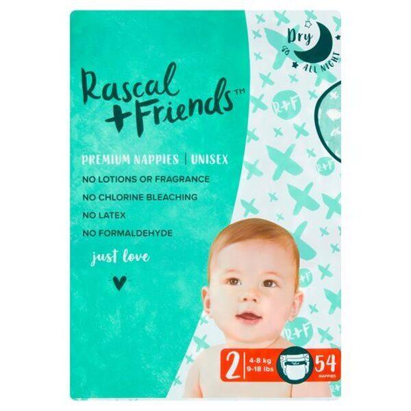 Rascel & Friends 2.izm. 54 gb 4-8 kg