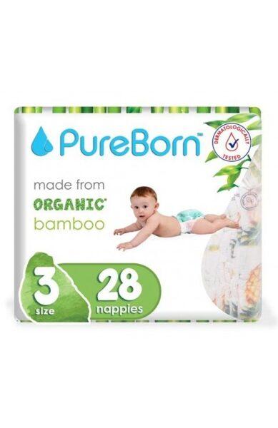 PureBorn 3(28)/5,5-8kg/klipši