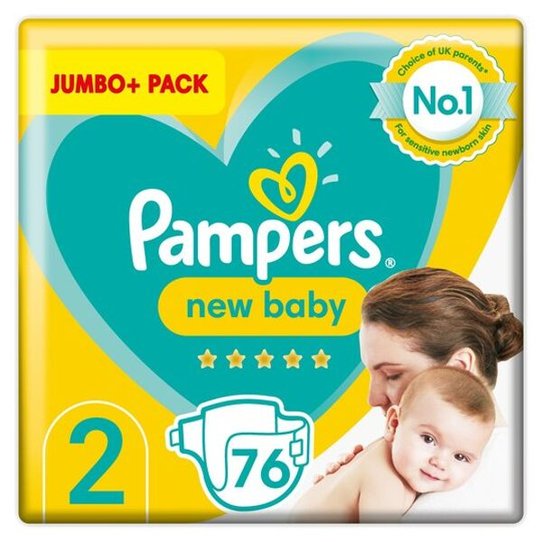 Pamper New baby 2(76)/4-8 kg