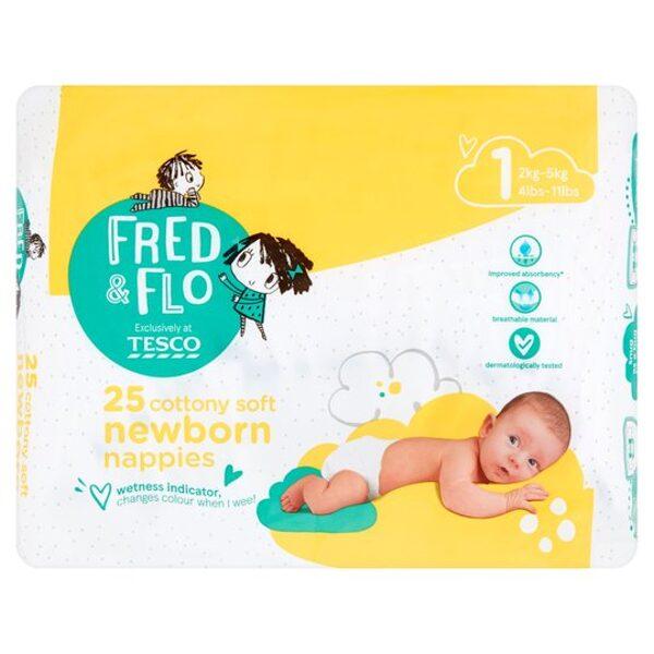 Fred&Flo 1(24)/2-5 kg